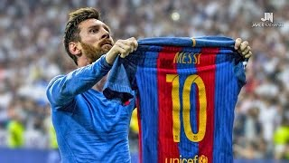 Lionel Messi All 23 Goals vs Real Madrid • El Clasico Record