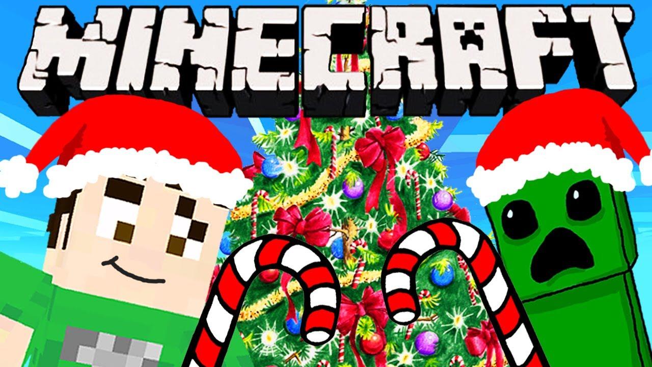 Christmas Calendar Minecraft Download : Minecraft christmas festivities mod youtube