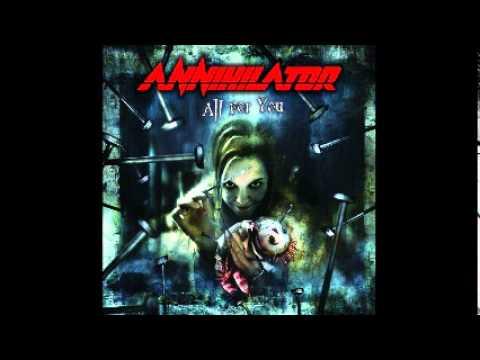 Annihilator - Weapon X