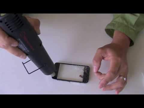 iPhone 3G / 3GS Glass Digitizer Replacement Repair HD Tutorial DIY Complete