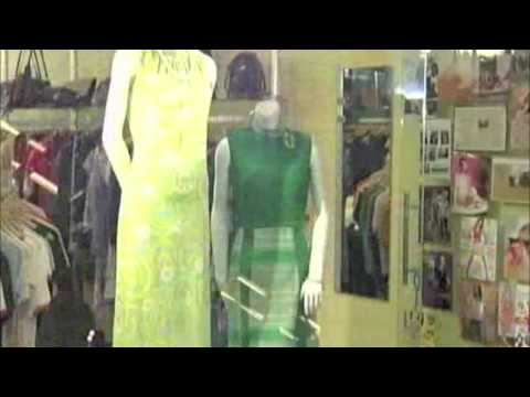 Singapore vintage shop Granny's Day Out on Singapore Discovered!, Channel NewsAsia