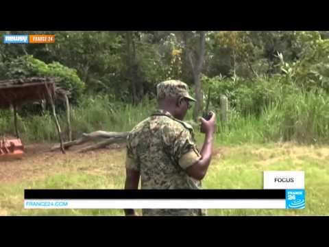 Lord's Resistance Army Commander In U.S. Custody