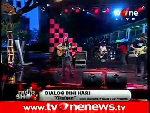Oksigen - Dialog Dini Hari @radioshow 2012