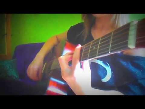 Nauka Gry Na Gitarze - Jak Zagrać POTRZEBUJE WCZORAJ By Instruktorkagitary