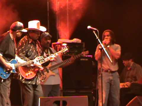 Getxo&Blues 2009, Lonnie Brooks&Kenny Neal jam