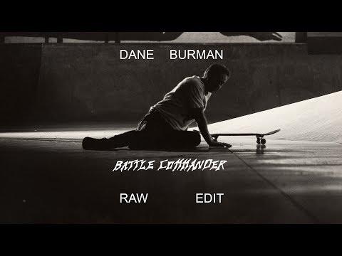 Dane Burman   Battle Commander: RAW