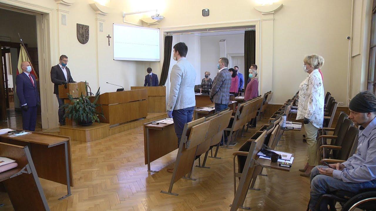 XXVI sesja Rady Miejskiej, część I