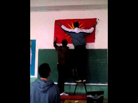 �о��ав�ва�е на �акедон�ко�о знаме (���ле�)