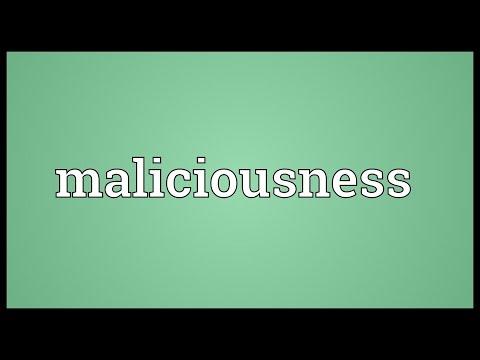 Header of maliciousness