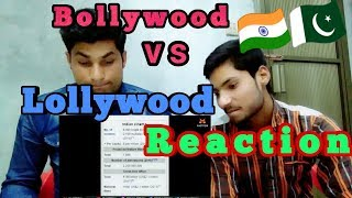Pakistani Reacts To Lollywood Vs Bollywood|Pakistani Reactions|Mian Bros Reactions