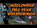 =Aqw= Mogloween All Year FULL walkthrough