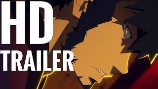 Dimension W Anime Trailer 2016 (English Dub) +Subs CC HD