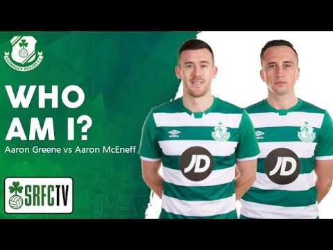 Who Am I ?       with Aaron Greene & Aaron McEneff