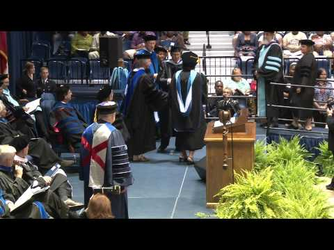 Georgia Southern University Spring 2013 Graduate Commencement