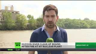 Fire at New York nuclear power plant reignites safety worries
