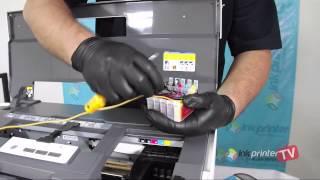 Epson Instalaci  N Del Sistema De Tanque De Tinta