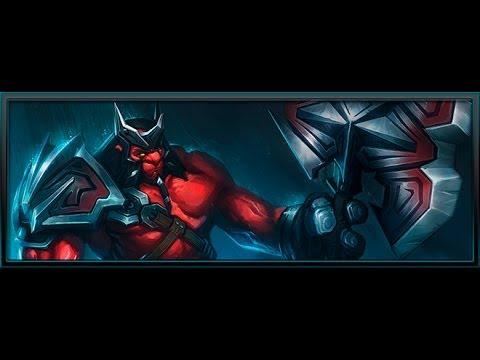 The Red Conqueror Axe set preview Dota 2