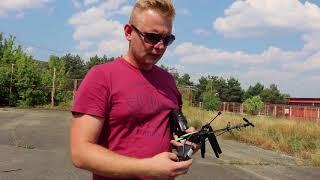 RC vrtulník - Thunderbird | Aeromodel.sk