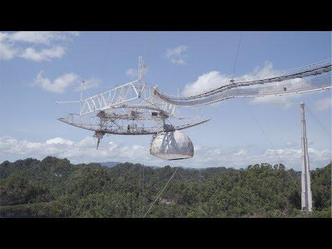 Puerto Rico Moves Forward: Arecibo Observatory and Radio Telescope