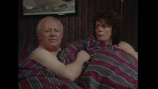 Coronation Street - Reg's Waterbed Floods His Apartment