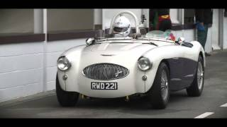 Bill Rawles Classic Cars - Austin Healey 100-S Remanufactured