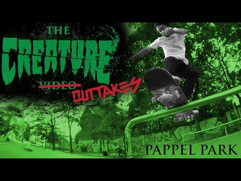 The Creature Video Outtakes: Pappel Park