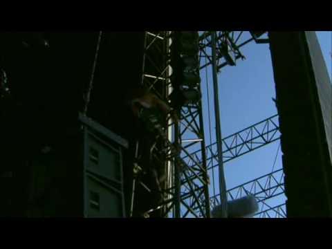 Airbourne @ Wacken 2008 Girls In Black Proshot