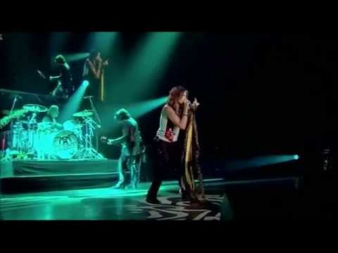 Aerosmith - Rock For The Rising Sun (Parcial) DVD 2013