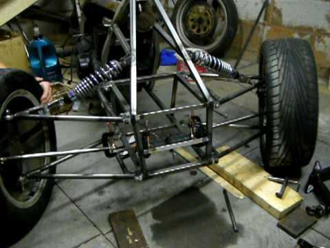 Reverse Trike Steering Mechanism Youtube