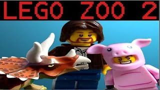 Lego Zoo 2: The Pet Store