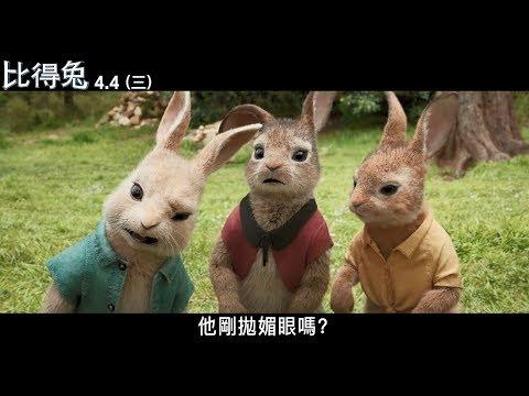 【比得兔】兔兔軍團 集合!
