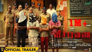 Visaaranai - Official Trailer