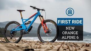Can a Single Pivot Bike Still Perform? | Orange's New Alpine 6