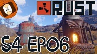 RUST | RAID FAIL À RADIATION TOWN ! | S04-EP06