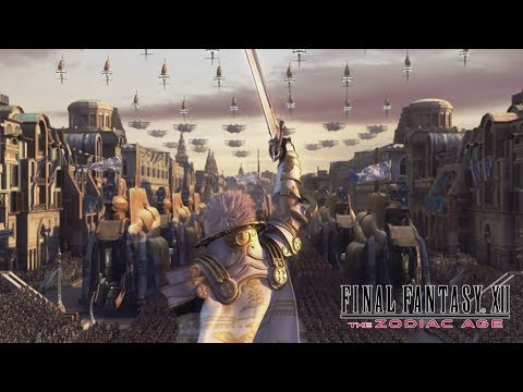 FINAL FANTASY XII THE ZODIAC AGE Launch Trailer