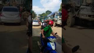 Tai nạn kinh hoàng tại Bến Đền , Bảo Thắng(Lào Cai) . Ngày13/11/2017