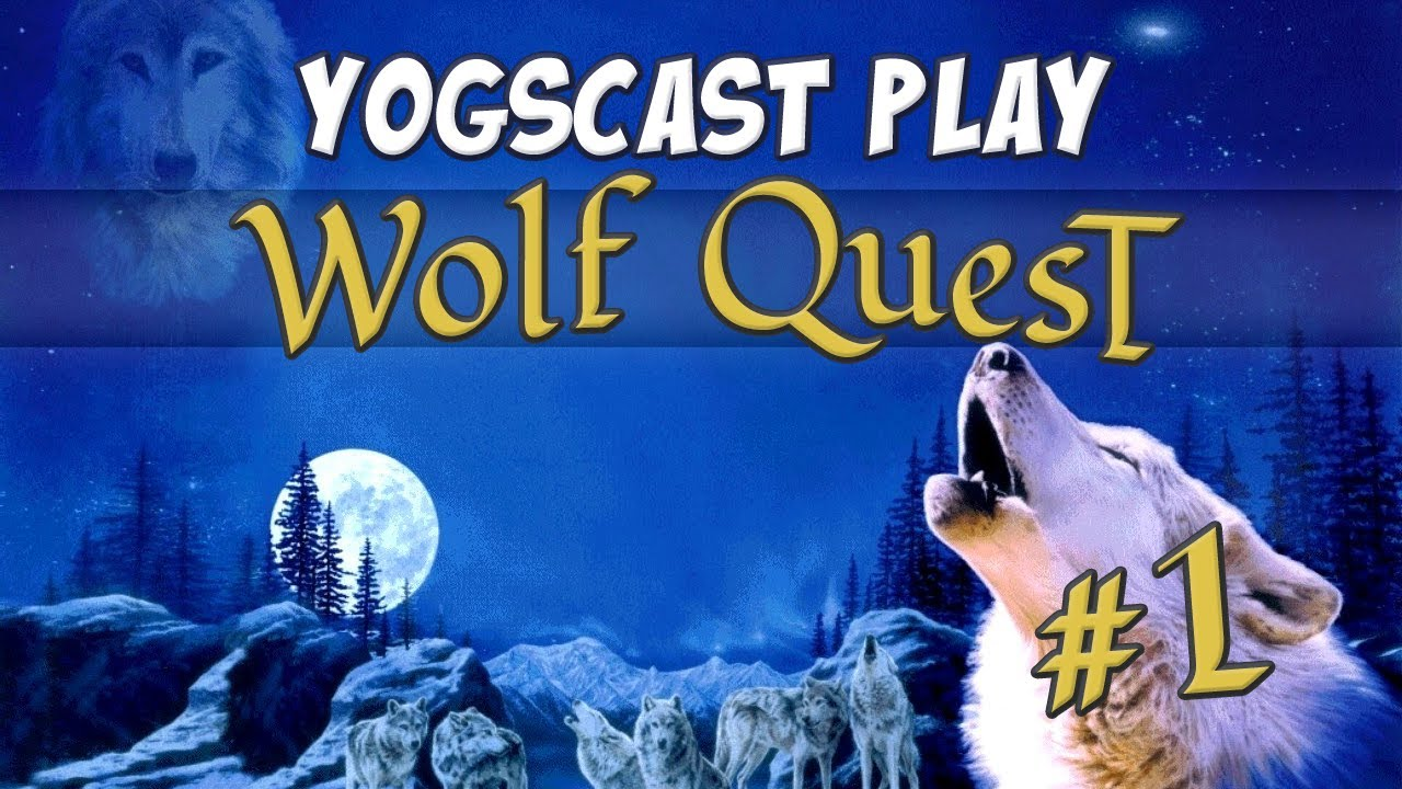 New how to make a pack on wolf quest draw how on to wolf quest make a pack not boss im 1 youtube quest ccuart Choice Image