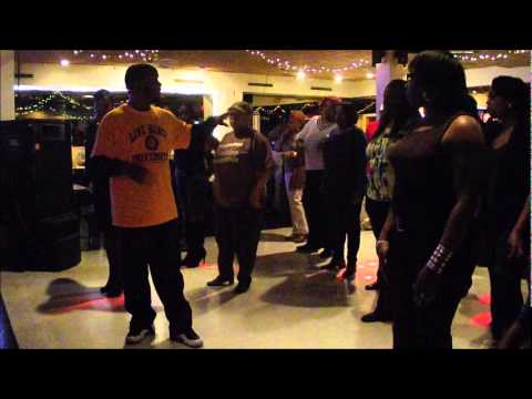 Line Dance Instruction with Hassan (STL JAGGER) - FOP - 02-23-2012.wmv
