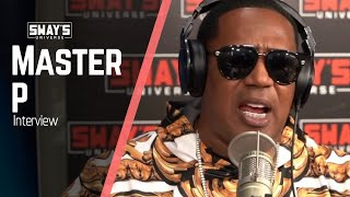 Hip-Hop Legend Master P Talks Building The No Limit Empire and Creating New Opportunities