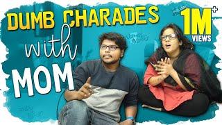 Dumb Charades Gola With Mom    Mahathalli    Tamada Media
