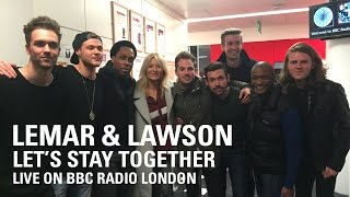 Watch Lemar Lets Stay Together video