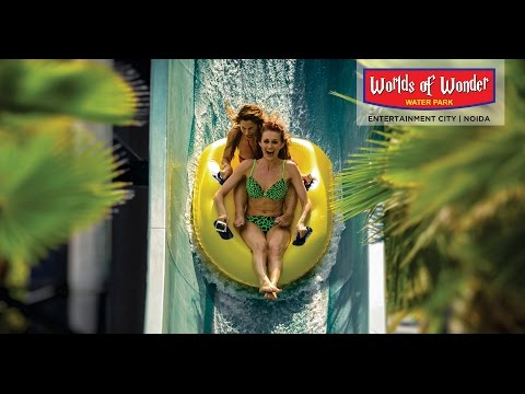 Worlds of Wonder Water Park | Entertainment City | Noida
