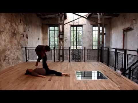 Acroyoga dance flow Prekrasnaya Maria/Anton Yartsave