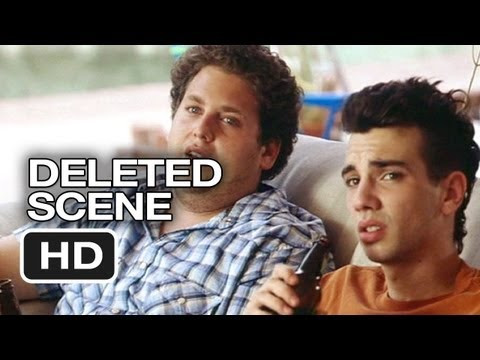 Knocked Up Deleted Scene - Brilliant Idea (2007) - Judd Apatow Movie HD