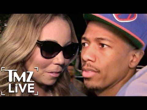 Mariah Carey: Nick Cannon Won't Sign Off On Our Divorce (TMZ Live)