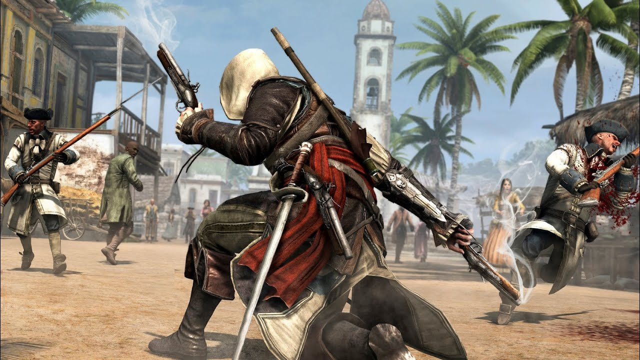Assassin's creed 4 photo n a k  naked movies