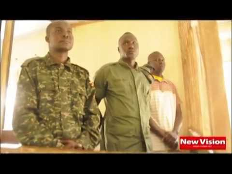 General Court starts hearing of a case involving three suspects behind the raiding of Mbuya Military