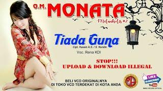 download lagu Tiada Guna --rena Kdi Monata gratis