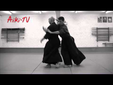 Yoseikan Aiki-jujutsu demonstration by Hugo Chauveau