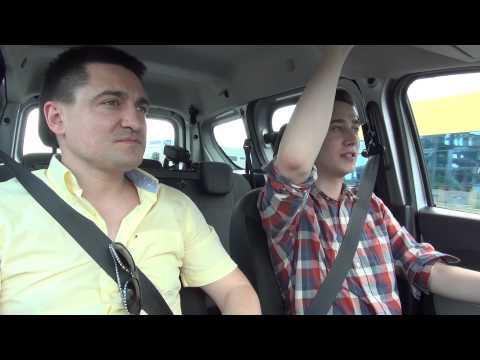 Dacia Dokker drive test si review (www.buhnici.ro)